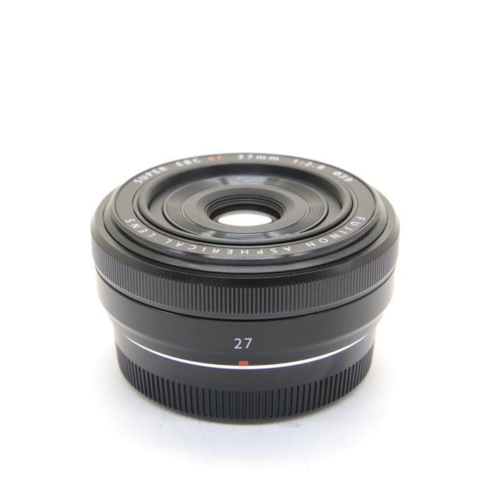 【あす楽】 【中古】 《良品》 FUJIFILM フジノン XF27mm F2.8 ブラック [ Lens | 交換レンズ ]