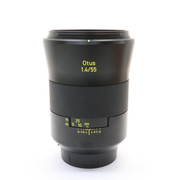 【あす楽】 【中古】 《美品》 Carl Zeiss Otus 55mm F1.4 ZE(キヤノンEF用) [ Lens | 交換レンズ ]