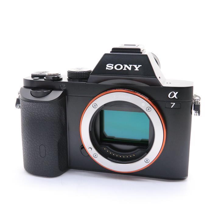 【あす楽】 【中古】 《美品》 SONY α7ボディ ILCE-7 [ デジタルカメラ ]