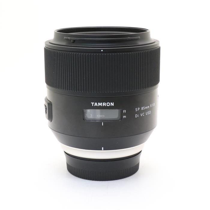 【あす楽】 【中古】 《美品》 TAMRON SP 85mm F1.8 Di VC USD/Model F016N(ニコン用) [ Lens | 交換レンズ ]
