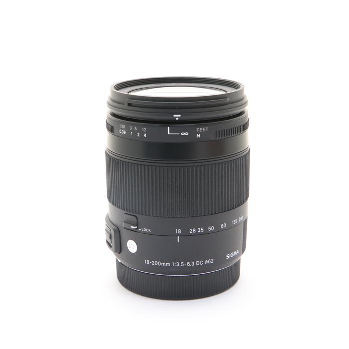 【あす楽】 【中古】 《良品》 SIGMA C 18-200mm F3.5-6.3 DC MACRO OS HSM(キヤノン用) [ Lens | 交換レンズ ]