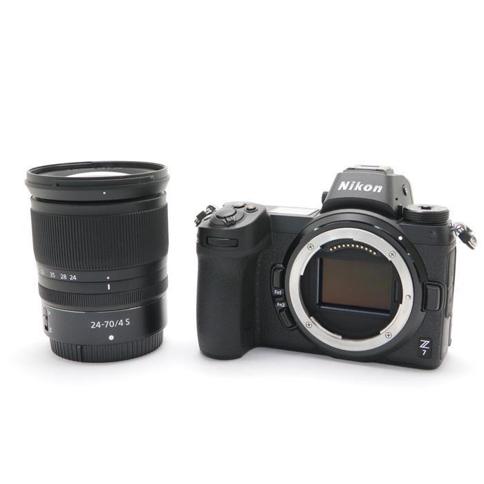 【あす楽】 【中古】 《美品》 Nikon Z7 24-70 レンズキット [ デジタルカメラ ]