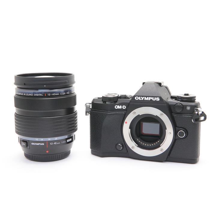 【あす楽】 【中古】 《美品》 OLYMPUS OM-D E-M5 Mark II 12-40mm F2.8 レンズキット ブラック [ デジタルカメラ ]