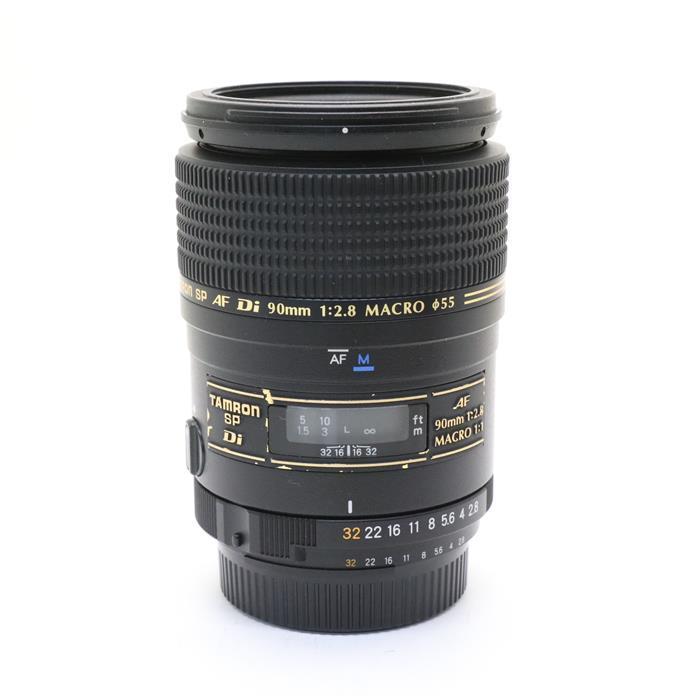 【あす楽】 【中古】 《並品》 TAMRON SP AF90mm F2.8Di Macro/Model272EN (ニコン用)(AFモーター無し) [ Lens   交換レンズ ]