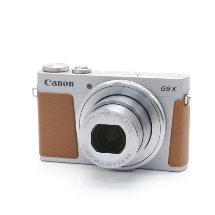 【あす楽】 【中古】 《良品》 Canon PowerShot G9X シルバー [ デジタルカメラ ]
