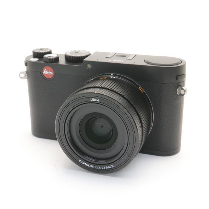【あす楽】 【中古】 《良品》 Leica X(Typ113) ブラック [ デジタルカメラ ]
