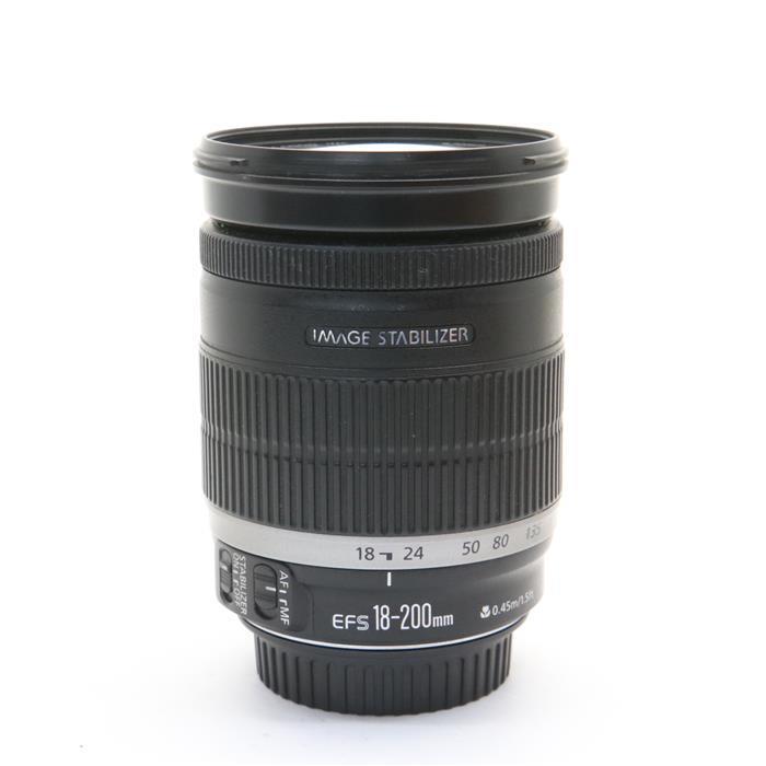 【あす楽】 【中古】 《並品》 Canon EF-S18-200mm F3.5-5.6 IS [ Lens | 交換レンズ ]