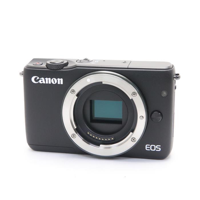 【あす楽】 【中古】 《良品》 Canon EOS M10 ボディ ブラック [ デジタルカメラ ]