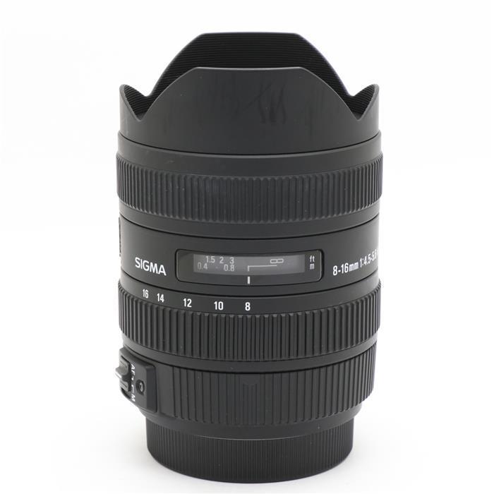 【あす楽】【中古【あす楽】【中古】】 《並品》 SIGMA   8-16mm F4.5-5.6DC HSM(ソニーα用) [ Lens   交換レンズ ], 浪漫遊:66d9c99d --- yoka.co.id