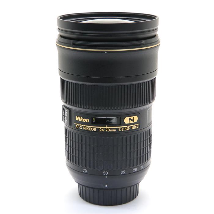 【あす楽】 【中古】 《良品》 Nikon AF-S NIKKOR 24-70mm F2.8 G ED [ Lens | 交換レンズ ]
