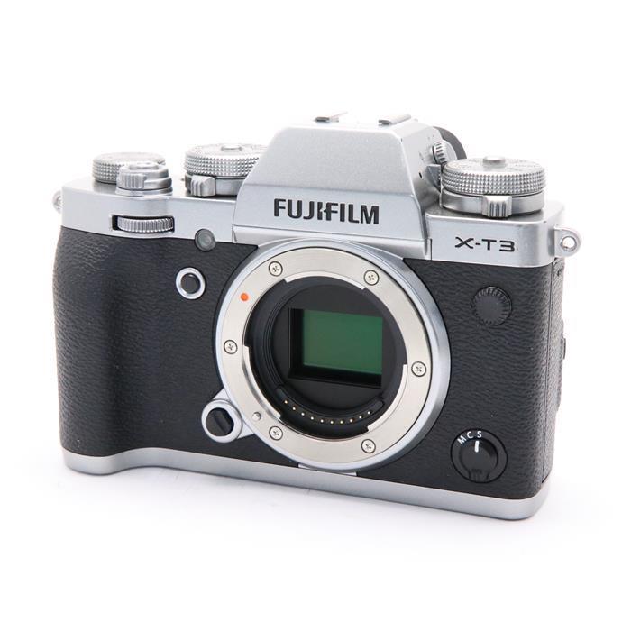 【あす楽】 【中古】 《並品》 FUJIFILM X-T3 ボディ シルバー [ デジタルカメラ ]