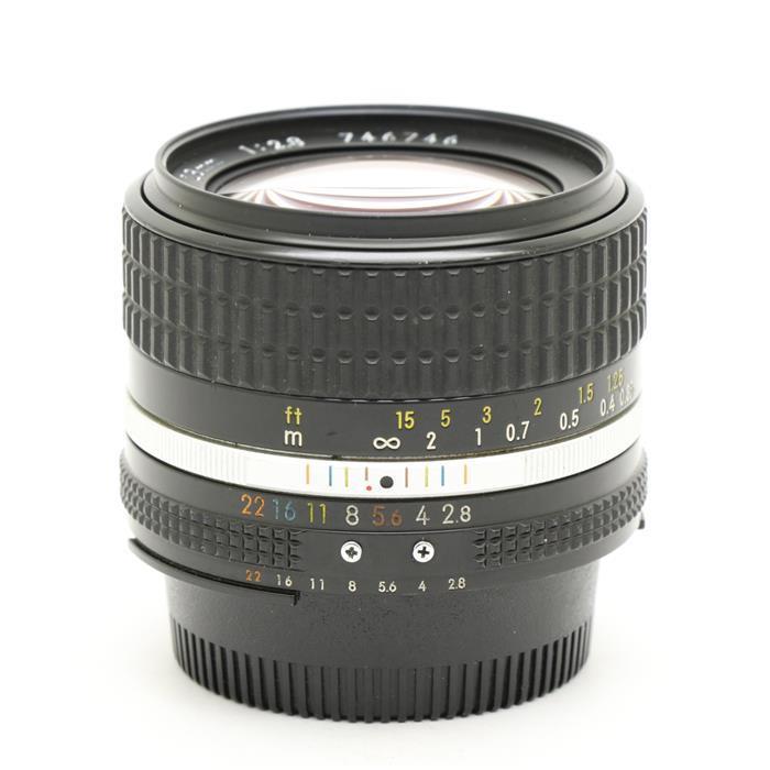 【あす楽】 【中古】 《並品》 Nikon Ai Nikkor 28mm F2.8S [ Lens | 交換レンズ ]