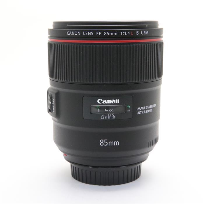 【あす楽】 【中古】 《美品》 Canon EF85mm F1.4L IS USM [ Lens | 交換レンズ ]