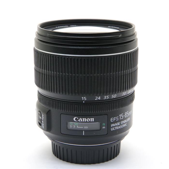 【あす楽】 |【中古】 《並品》 Canon EF-S15-85mm 《並品》 F3.5-5.6 [ IS USM [ Lens | 交換レンズ ], 小平町:09604592 --- officewill.xsrv.jp