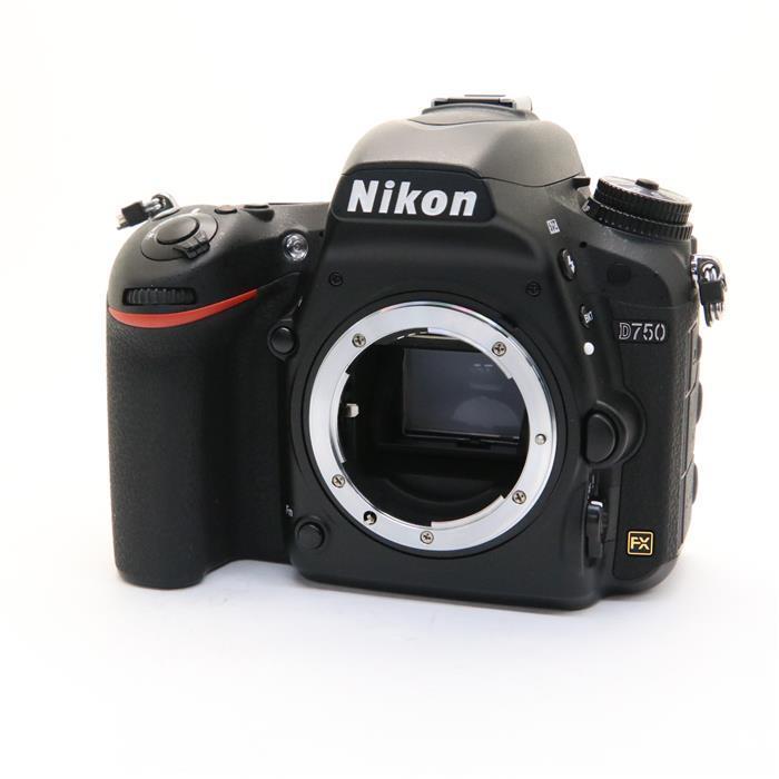 【代引き手数料無料!】 【あす楽】 【中古】 《良品》 Nikon D750 ボディ [ デジタルカメラ ]