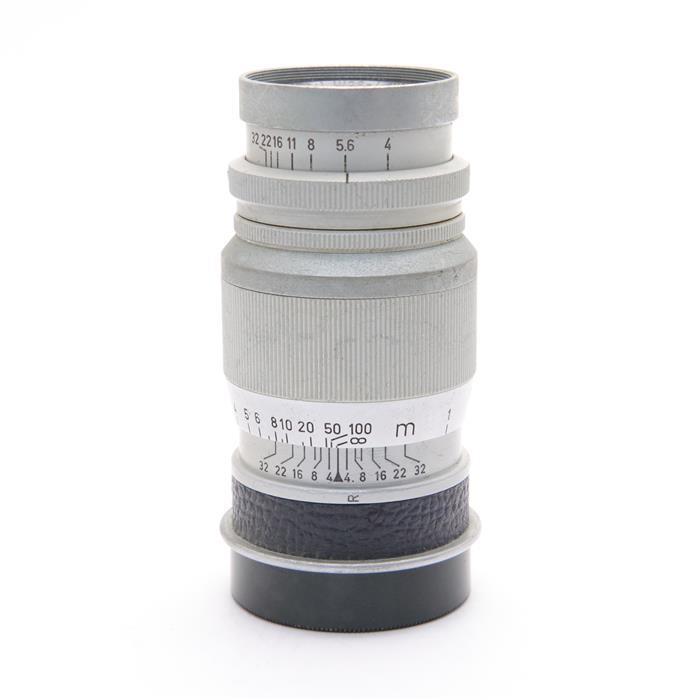 【あす楽】 【中古】 《難有品》 Leica エルマー L90mm F4 クローム後期 [ Lens | 交換レンズ ]