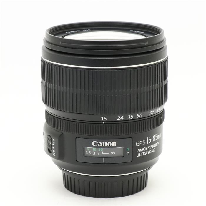 【あす楽】 【中古】 《良品》 Canon EF-S15-85mm F3.5-5.6 IS USM [ Lens | 交換レンズ ]