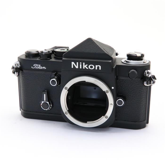 【あす楽】 【中古】 《美品》 Nikon F2 (Titan) 【ファインダー内清掃/シャッター精度調整/各部点検済】