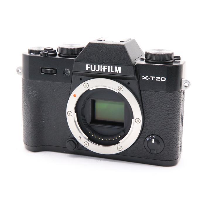 【あす楽】 【中古】 《良品》 FUJIFILM X-T20 ボディ ブラック [ デジタルカメラ ]