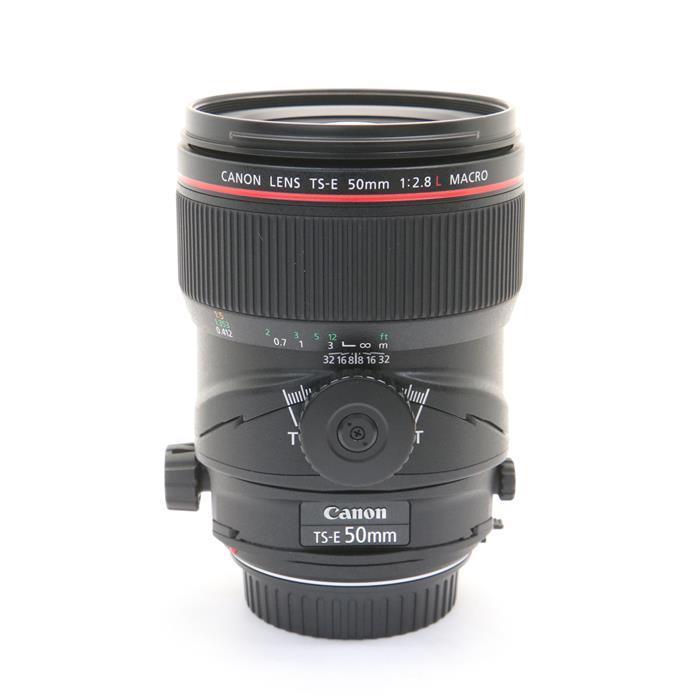 【あす楽】 【中古】 《美品》 Canon TS-E50mm F2.8L マクロ [ Lens | 交換レンズ ]