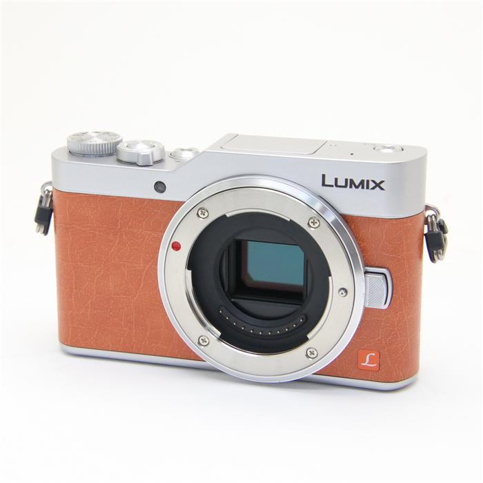 【あす楽】 【中古】 《良品》 Panasonic LUMIX DC-GF9 ボディ オレンジ [ デジタルカメラ ]