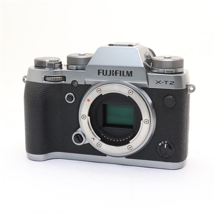 【あす楽】 【中古】 《並品》 FUJIFILM X-T2 Graphite Silver Edition [ デジタルカメラ ]