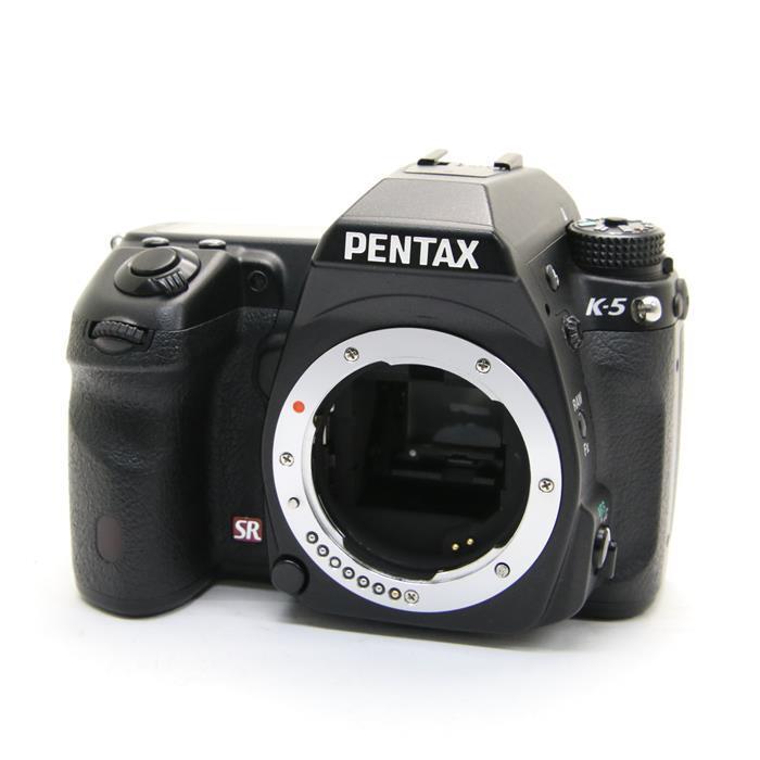 【あす楽】 【中古】 《並品》 PENTAX K-5 ボディ [ デジタルカメラ ]