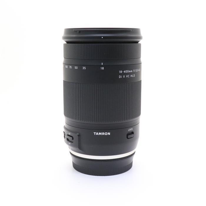 【あす楽】 【中古】 《並品》 TAMRON 18-400mm F3.5-6.3 DiII VC HLD B028E(キヤノン用) [ Lens | 交換レンズ ]