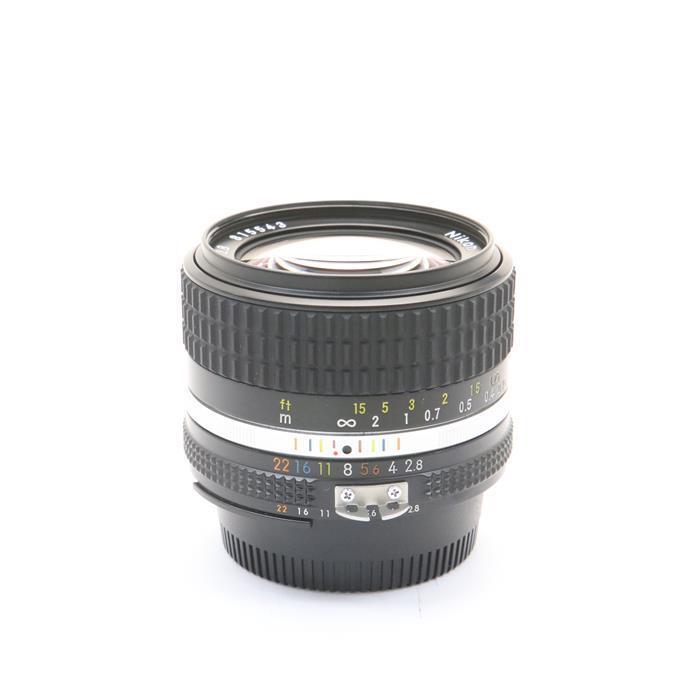 【あす楽】 【中古】 《美品》 Nikon Ai Nikkor 28mm F2.8S [ Lens | 交換レンズ ]