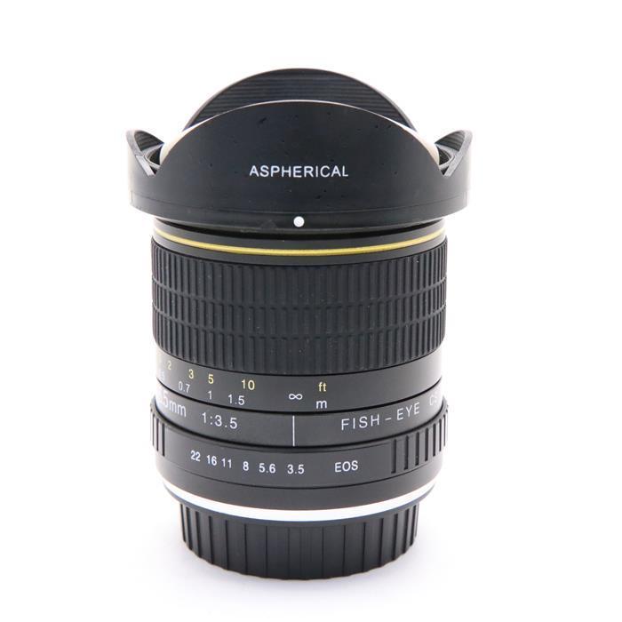 【あす楽】 【中古】 《並品》 その他 Opteka 6.5mm F3.5 HD 取り外しフード付き非球面魚眼レンズ (キヤノンEF用) [ Lens | 交換レンズ ]