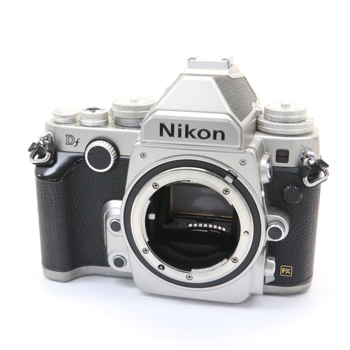 【あす楽】 【中古】 《並品》 Nikon Df ボディ シルバー [ デジタルカメラ ]
