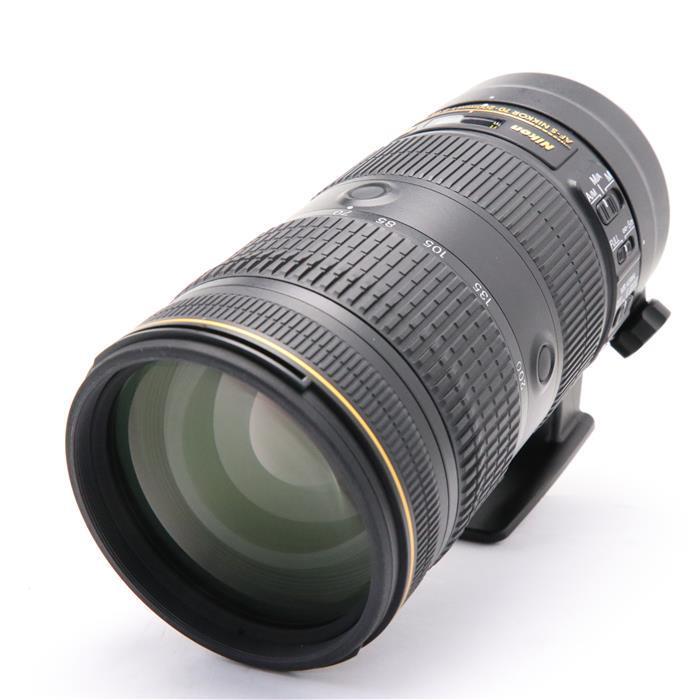 【あす楽】 【中古】 《難有品》 Nikon AF-S NIKKOR 70-200mm F2.8E FL ED VR [ Lens | 交換レンズ ]