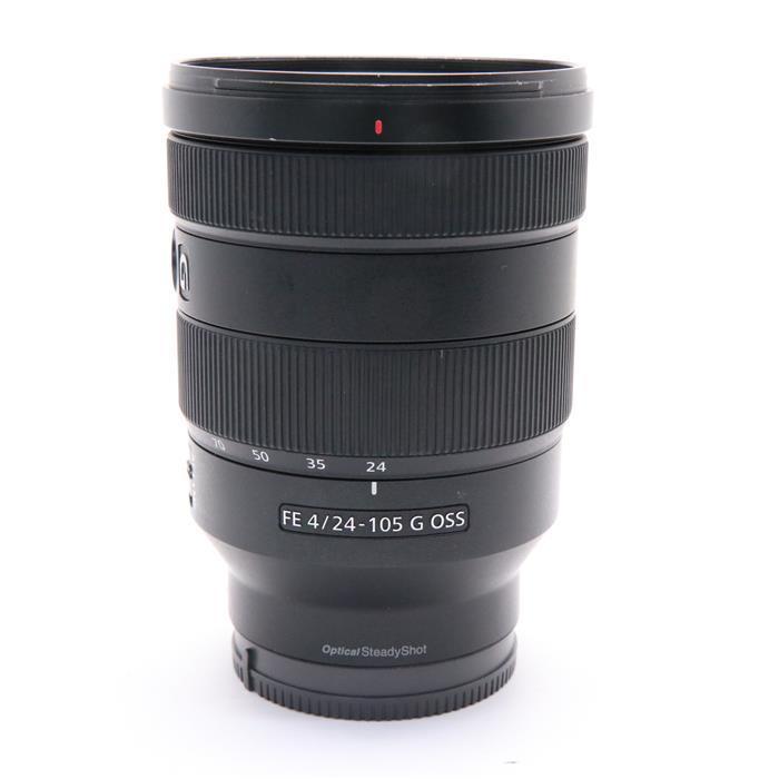 【あす楽】 【中古】 《並品》 SONY FE24-105mm F4 G OSS SEL24105G [ Lens | 交換レンズ ]