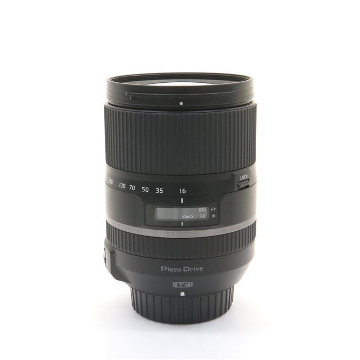 【あす楽】 【中古】 《良品》 TAMRON 16-300mmF3.5-6.3 DiII VC PZD MACRO/B016N(ニコン) [ Lens | 交換レンズ ]