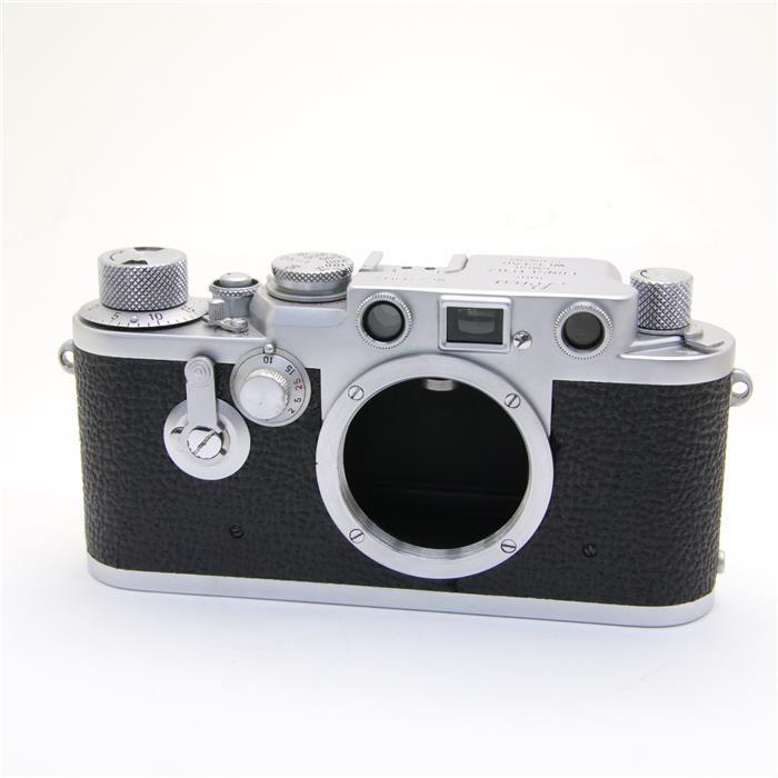 【あす楽】 【中古】 《良品》 Leica IIIf レッドシンクロ (セルフ付)