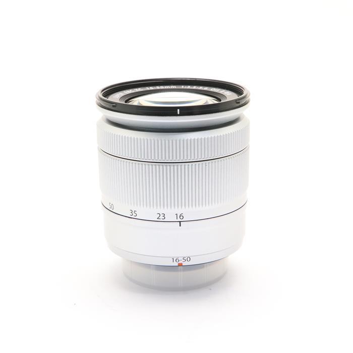 【あす楽】 【中古】 《良品》 FUJIFILM フジノン XC16-50mm F3.5-5.6 OIS II シルバー [ Lens | 交換レンズ ]
