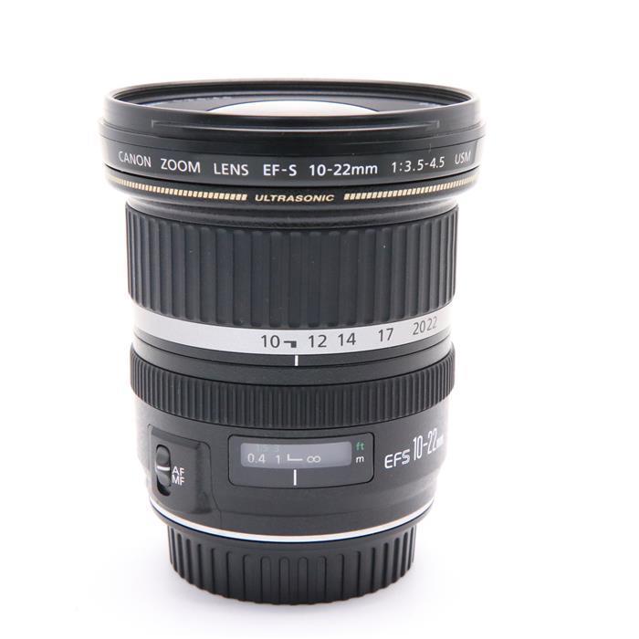 【あす楽】 【中古】 《美品》 Canon EF-S10-22mm F3.5-4.5 USM [ Lens | 交換レンズ ]