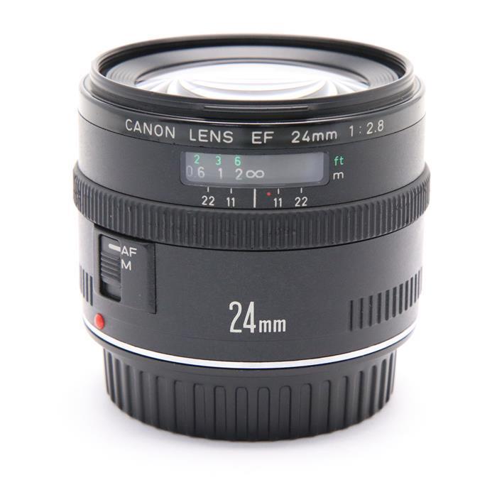 【あす楽】 【中古】 《良品》 Canon EF24mm F2.8 [ Lens | 交換レンズ ]