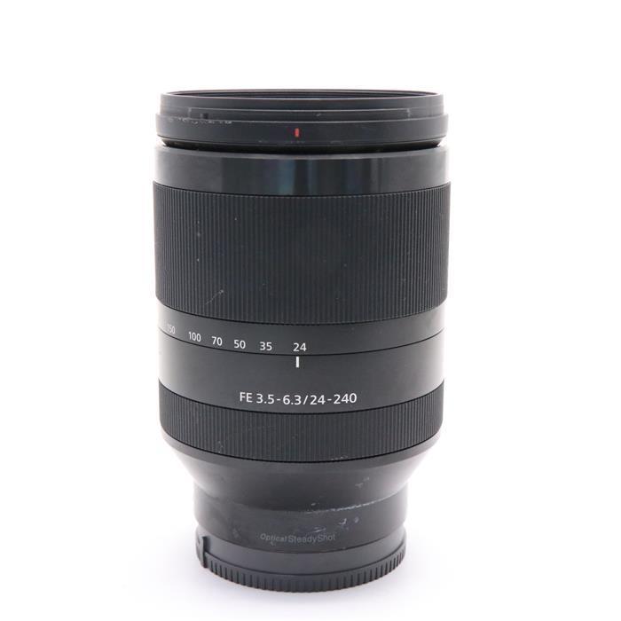 【あす楽】 【中古】 《並品》 SONY FE 24-240mm F3.5-6.3 OSS SEL24240 [ Lens | 交換レンズ ]