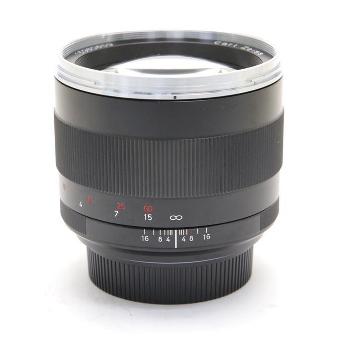 【あす楽】 【中古】 《美品》 Carl Zeiss Planar T* 85mm F1.4 ZE(キヤノンEF用) [ Lens | 交換レンズ ]