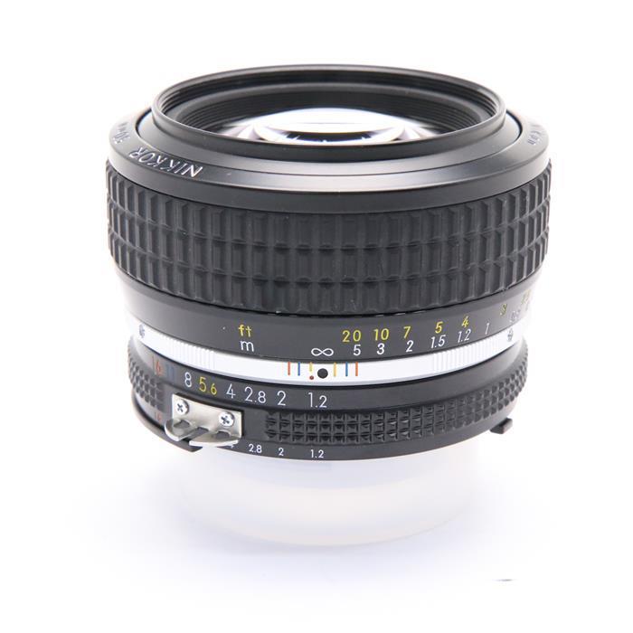 【あす楽】 【中古】 《美品》 Nikon Ai Nikkor 50mm F1.2S [ Lens | 交換レンズ ]