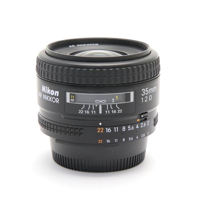 【あす楽】【中古】 《良品》 Nikkor Nikon Ai Ai AF AF Nikkor 35mm F2D, ツルタマチ:989d63a2 --- officewill.xsrv.jp