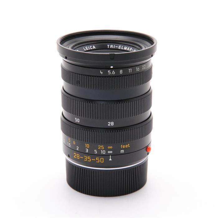 【あす楽】 【中古】 《良品》 Leica トリエルマー M28-35-50mm F4 ASPH (E55) ブラック [ Lens   交換レンズ ]