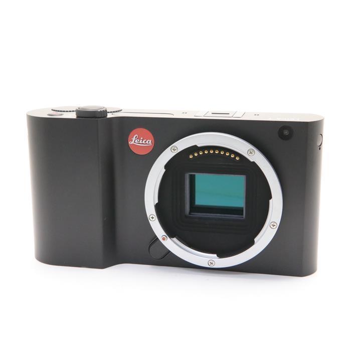 【あす楽】 【中古】 《美品》 Leica T(Typ701) ブラック 【ライカカメラジャパンにてセンサークリーニング/各部点検済】 [ デジタルカメラ ]