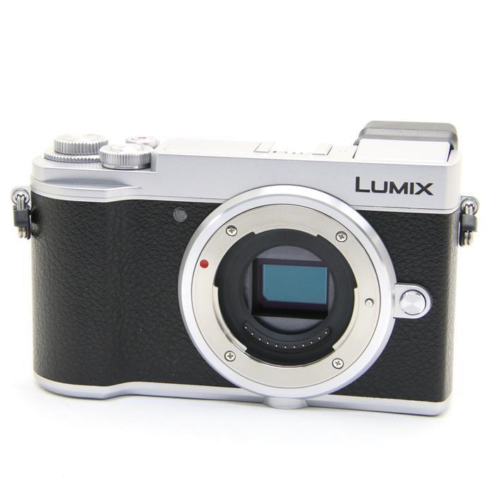 【あす楽】 【中古】 《美品》 Panasonic LUMIX DC-GX7MK3 シルバー [ デジタルカメラ ]