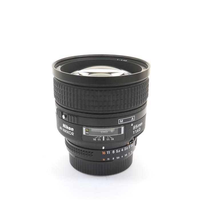【あす楽】 【中古】 《良品》 Nikon Ai AF Nikkor 85mm F1.4D IF [ Lens   交換レンズ ]