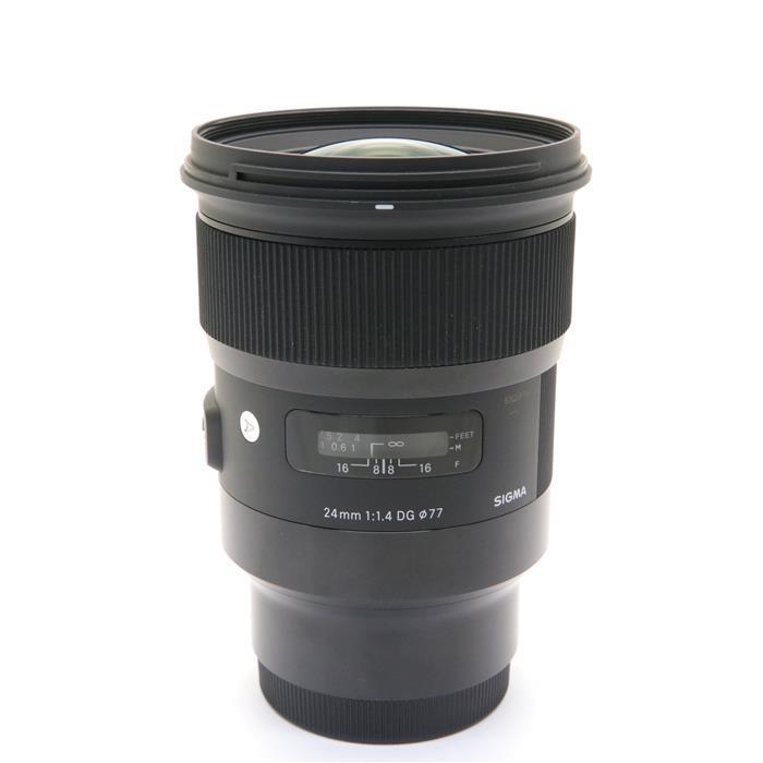【あす楽 SIGMA】【中古】 F1.4 《良品》【中古】 SIGMA A 24mm F1.4 DG HSM(ソニーE用/フルサイズ対応), くるちかも culticamo:e255a151 --- officewill.xsrv.jp