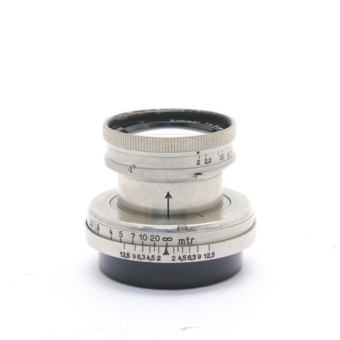 【あす楽】 【中古】 《難有品》 Leica ズマール L50mm F2 ニッケル [ Lens   交換レンズ ]