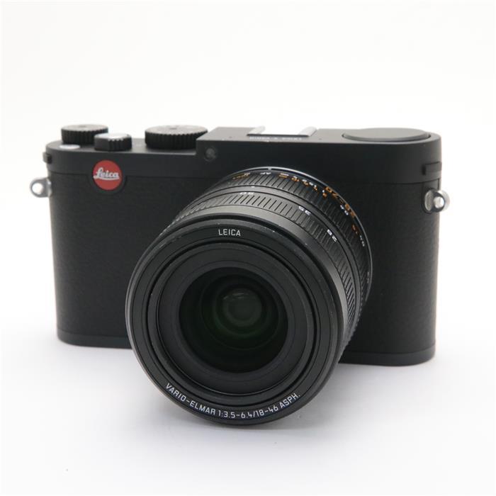 【あす楽】 【中古】 《並品》 Leica X Vario (Typ107) ブラック 【ライカカメラジャパンにて各部点検済】 [ デジタルカメラ ]