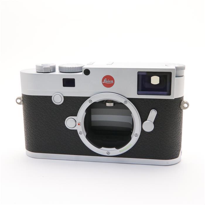 【あす楽】 【中古】 《良品》 Leica M10 シルバークローム 【ライカカメラジャパンにてセンサークリーニング/各部点検済】 [ デジタルカメラ ]
